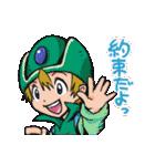 コミカル☆デジモンアドベンチャー(個別スタンプ:13)