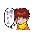 コミカル☆デジモンアドベンチャー(個別スタンプ:18)