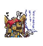 コミカル☆デジモンアドベンチャー(個別スタンプ:34)
