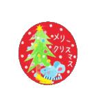 クリスマス&年末年始スタンプ(個別スタンプ:03)