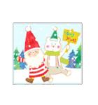 クリスマス&年末年始スタンプ(個別スタンプ:05)