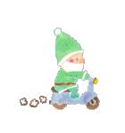 クリスマス&年末年始スタンプ(個別スタンプ:06)