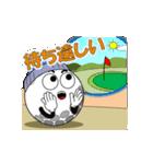 動く!ゴルフ5(個別スタンプ:24)