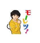 80&90年代死語スタンプ昭和アイドル風(個別スタンプ:09)