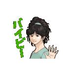 80&90年代死語スタンプ昭和アイドル風(個別スタンプ:40)