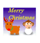 正月&クリスマス 年末年始のイベント(行事)(個別スタンプ:22)