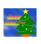 正月&クリスマス 年末年始のイベント(行事)(個別スタンプ:24)