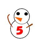 正月&クリスマス 年末年始のイベント(行事)(個別スタンプ:35)