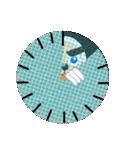 全身白タイツ4★1年中使えるセットパック(個別スタンプ:04)