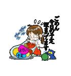 ことだま巫女ちゃん4(個別スタンプ:08)