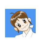 ことだま巫女ちゃん4(個別スタンプ:09)