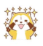 ふんわりラスカル☆ポップアップスタンプ(個別スタンプ:03)