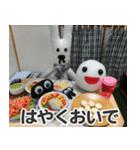 【実写】かわいそくんスタンプ①(個別スタンプ:24)