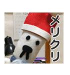 【実写】かわいそくんスタンプ①(個別スタンプ:36)