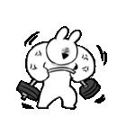 怒る、筋肉(個別スタンプ:15)