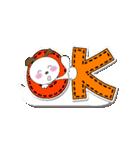 ▶コロコロン♥エアトーク☆どデカ文字♡(個別スタンプ:01)