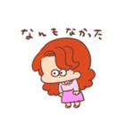 ♥婚カツまいご♥(個別スタンプ:03)