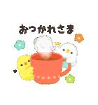 ことりづくし【ふゆ】(個別スタンプ:02)
