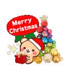 敬語くまさんのクリスマス&お正月2(個別スタンプ:03)