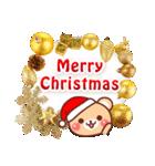 敬語くまさんのクリスマス&お正月2(個別スタンプ:05)