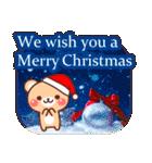 敬語くまさんのクリスマス&お正月2(個別スタンプ:10)