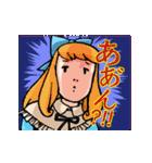 動く「アルプスの少女ハイジ」ちゃらおんじ(個別スタンプ:06)