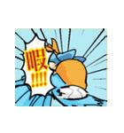 動く「アルプスの少女ハイジ」ちゃらおんじ(個別スタンプ:22)