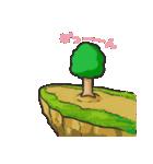 崖の上の木(個別スタンプ:02)
