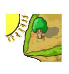 崖の上の木(個別スタンプ:09)