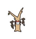 崖の上の木(個別スタンプ:14)
