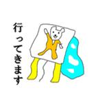 あけおめ☆押忍(個別スタンプ:22)