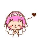 フリー女子☆(個別スタンプ:11)