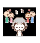 フリー女子☆(個別スタンプ:27)
