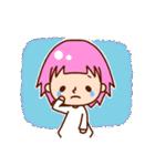 フリー女子☆(個別スタンプ:34)