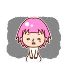 フリー女子☆(個別スタンプ:36)