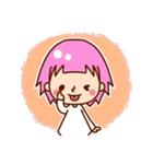 フリー女子☆(個別スタンプ:38)