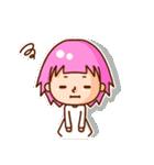 フリー女子☆(個別スタンプ:39)