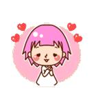 フリー女子☆(個別スタンプ:40)