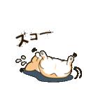 気軽にスタンプ コーギー 冬編(個別スタンプ:24)