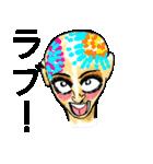 感情メイクアップ<ボツ編>(個別スタンプ:01)