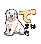 ばな菜のラブラドール仔犬(個別スタンプ:29)