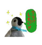 羊毛フェルトペンペンシリーズ クリスマス(個別スタンプ:2)