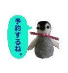 羊毛フェルトペンペンシリーズ クリスマス(個別スタンプ:11)