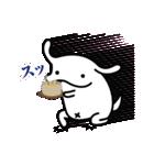 第4弾★いぬうし!お返事スタンプ(個別スタンプ:37)