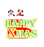 パンダの冬(年末年始:クリスマス&正月)(個別スタンプ:4)
