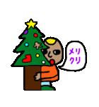 世界のともだち2 お正月&クリスマス(個別スタンプ:15)