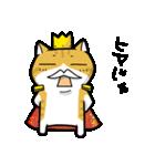 暇ネコ2(王様)(個別スタンプ:05)
