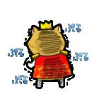 暇ネコ2(王様)(個別スタンプ:38)