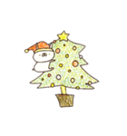 【限定】うさぎ帝国のクリスマス(個別スタンプ:12)