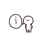 【動く!】かおもじさん2(個別スタンプ:07)